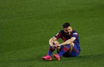 Kalah dari Celta Vigo, Barcelona Dipastikan Tak Bisa Juara