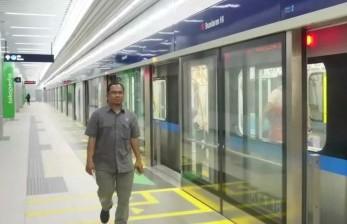 Menjajal Moda Transportasi MRT
