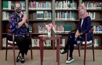 Heather Variava: Keberagaman Jadi Kekuatan Indonesia  (2)