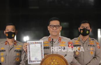 'Terduga Teroris JAD Berencana Beraksi di Wilayah Indonesia'