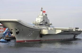 Armada Laut China Lintasi Garis Khatulistiwa