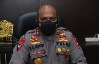 Polda Papua Siap Eekrut Atlet PON Berprestasi Jadi Polisi