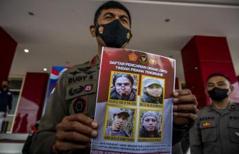 Kapolda: 4 Anak Buah Ali Kalora Masih Bersenjata