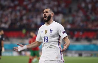 Benzema Janjikan Tambahan Gol di Euro 2020