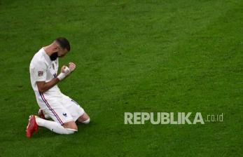Zidane: Benzema Pantas Mendapatkan Ballon dOr