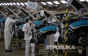 Honda Mulai Tingkatkan Volume Produksi