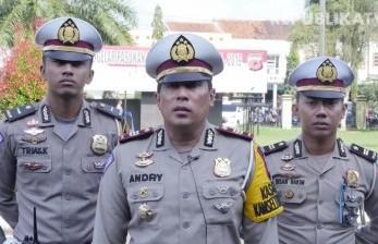 Polres Tasikmalaya Siapkan Antisipasi Macet Arus Mudik 2019