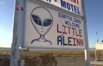Penafsiran Terhadap Pemerintah AS Menutupi Adanya Alien