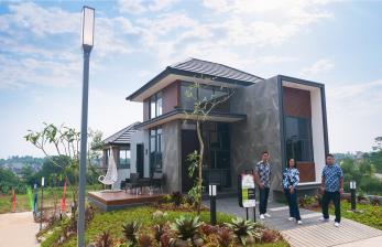 GNA Group Hadirkan 'Golden Flower' di Kawasan Legok, Banten