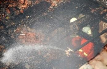 400 Rumah Terdampak Kebakaran Penjaringan