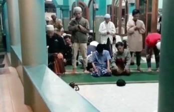 Subuh Berjamaah di Masjid Jogokariyan Yogyakarta