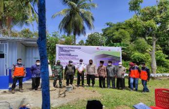 Rehabilitasi & Rekonstruksi Kelompok Bakrie Untuk Sulbar