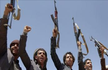 Houthi Target Bandara dan Pangkalan Militer Arab Saudi