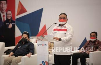 Ketua BP2MI Temui Mahfud Bahas Perdagangan Manusia