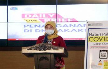 Jumlah Positif Covid-19 di Jakarta pada Senin Turun Drastis
