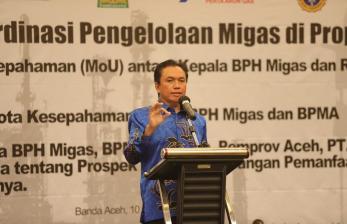 Kembangkan Hilir, BPH Migas Gandeng Universitas Syiah Kuala