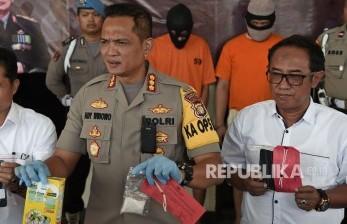 Polres Jakarta Barat Ciduk 40 Remaja Balap Liar di Kembangan