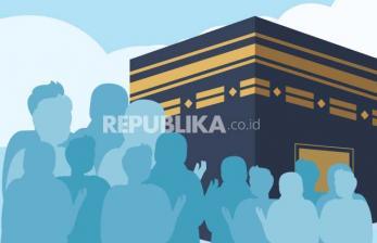 Infografis Kesuksesan Ibadah Haji 2021