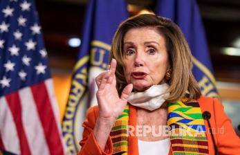 Pelosi Kritik Keputusan AS Keluar dari WHO