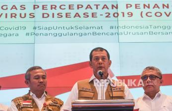 Pemerintah Minta Masyarakat Bergotong Royong Hadapi Corona