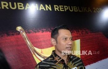 AHY Ajak Masyarakat Indonesia Jaga Persatuan Pascapemilu
