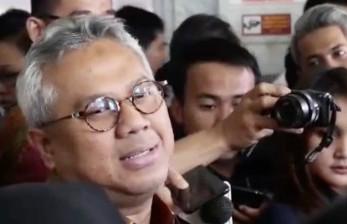 KPU: Kami Menolak Permohonan Perbaikan