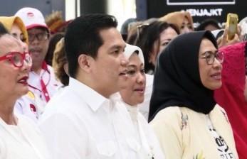 'Perempuan Keren' Dukung Jokowi-Ma'ruf Amin
