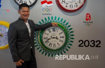 Ketua KOI Sebut Indonesia Penuhi Target Peringkat Olimpiade