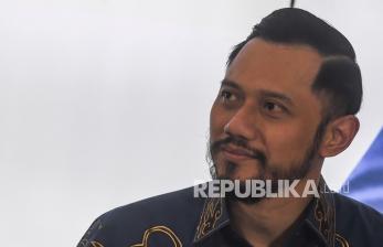 AHY Minta Kader di Surabaya Menangkan Machfud-Mujiaman