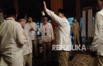 Prabowo Diberi Waktu 30 Hari Susun Kepengurusan Gerindra