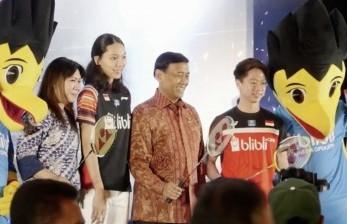 Indonesia Open 2019, Memadukan Konsep Olahraga dan Seni