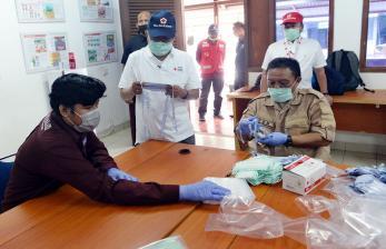 PMI Siapkan Satu Juta Paket Bantuan Hidup Bersih untuk Warga
