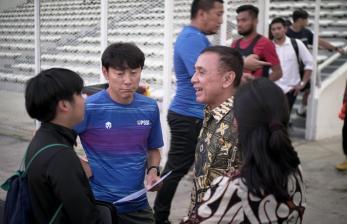 PSSI Pangkas Gaji Pelatih dan Staf Pelatih Timnas