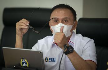 PSSI Siapkan Surat Izin Liga 1 Musim 2021