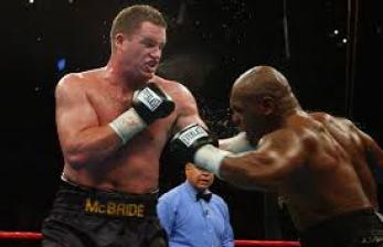Perusak Akhir Karier Mike Tyson Kini Jadi Tukang Antar Kayu
