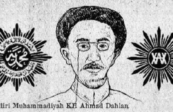Jawaban KH Ahmad Dahlan Ketika Dituduh Kiai Kafir