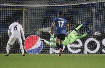Mendy Sempat Bingung Rayakan Gol Pertama di Liga Champions