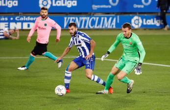 Barcelona Berjuang Jual Neto di Bursa Transfer