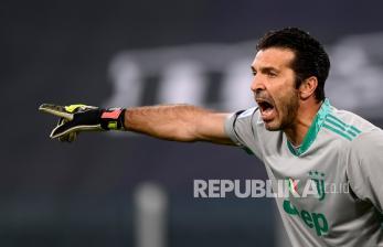 Buffon Tinggalkan Juventus Setelah Musim Berakhir