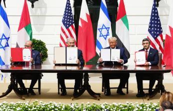 Uni Emirat Arab Bangun Kedubes di Tel Aviv Israel