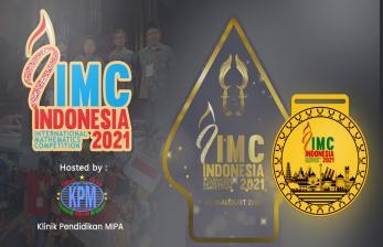 588 Peserta dari Seluruh Dunia Ikuti IIMC 2021