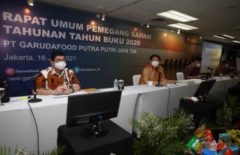 Kinerja Turun,Garudafood Tetap Bagikan Dividen Rp 132 Miliar