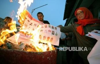 KPU Sukabumi Temukan 1.006 Surat Suara Rusak