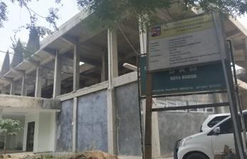 Pembangunan Masjid Agung Kota Bogor Dilanjutkan