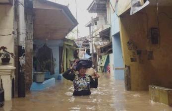 Jakarta Banjir Ini Beberapa Titiknya