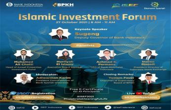 Dukung Ekonomi, BPKH Gelar Konferensi Haji Internasional