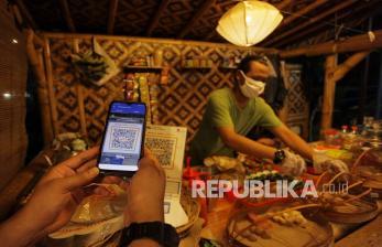 Pemprov Lampung Dorong UMKM Gunakan QRIS