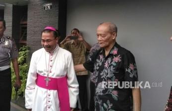Keuskupan Agung Semarang Lanjutkan Masa Darurat Peribadatan
