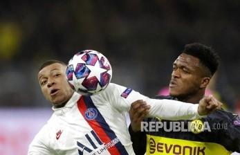 Mbappe Jadi Target Utama Belanja Real Madrid