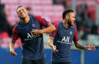 Cepat Adaptasi di PSG, Neymar Mengaku Berutang kepada Mbappe